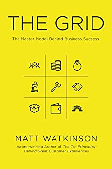 [Watkinson, Matt]のThe Grid: The Decision-making Tool for Every Business (Including Yours) (English Edition)