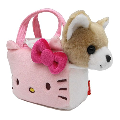 Aurora World stuffed toy Hello Kitty Fancy Pals Chihuahua