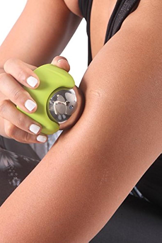 光沢流暢メタンバランス1アイスボールroller-stainlessスチールボールCold Therapyレリーフ