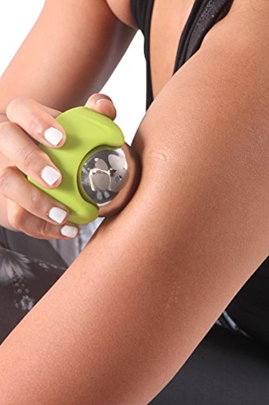 クスクスガソリン同様にバランス1アイスボールroller-stainlessスチールボールCold Therapyレリーフ