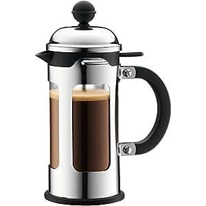 【正規品】 BODUM ボダム CHAMBORD フレンチプレスコーヒーメーカー 0.35L 11170-16