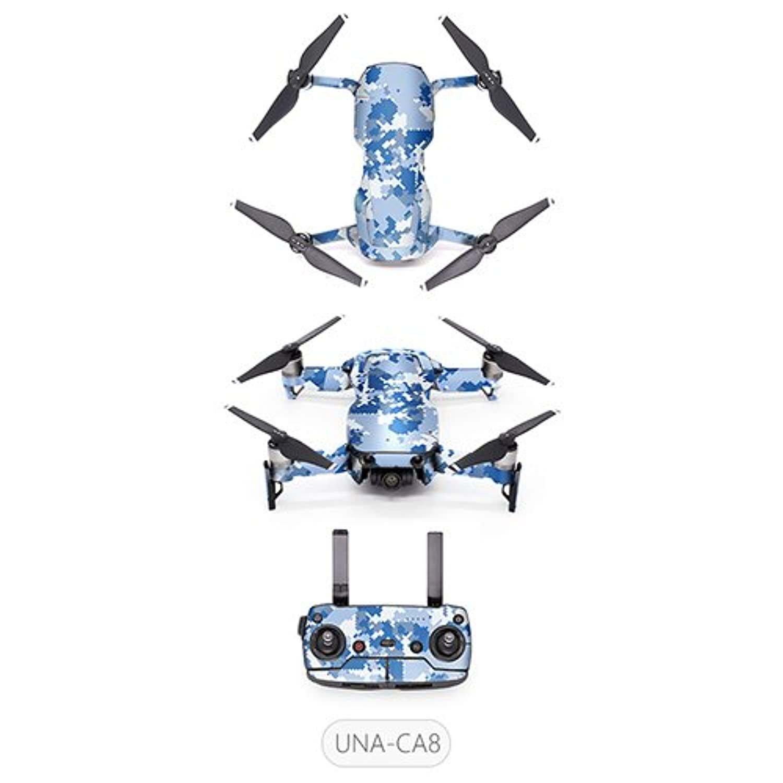 PGY MAVIC AIR用 デザインスキンデカール アドバンス P-UNA-CA8