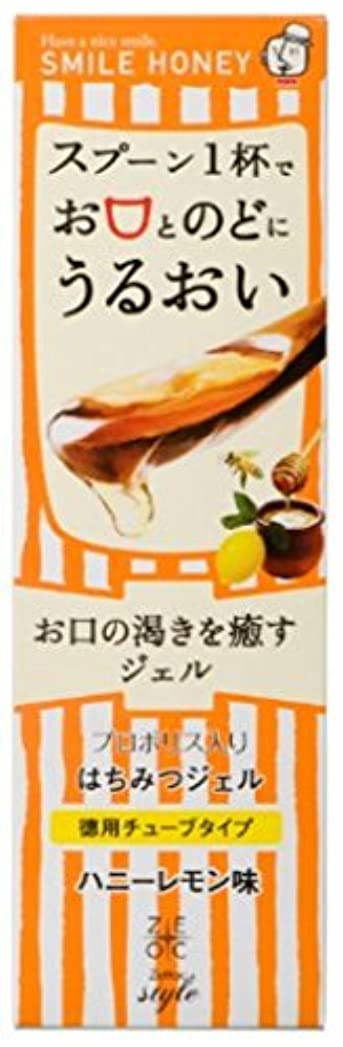 先のことを考える困ったかどうか(まとめ)日本ゼトック 口腔ケア スマイルハニー はちみつジェル (1)徳用90g【×10セット】