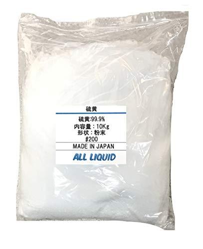 硫黄 25Kg(精製 粉末) 各サイズ選べます