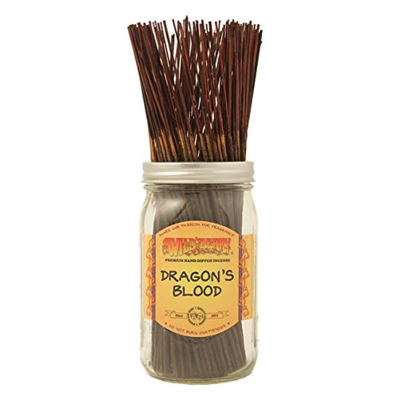 思いつくラッシュアクセルDragon's Blood - 100 Wildberry Incense Sticks