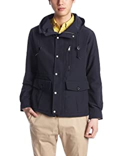 60/40 Cloth Grosgrain Field Parka 1225-174-6510: Navy
