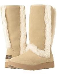 (アグ) UGG Sundance Waterproof 雨や雪でも履けるロングムートンブーツ [並行輸入品]