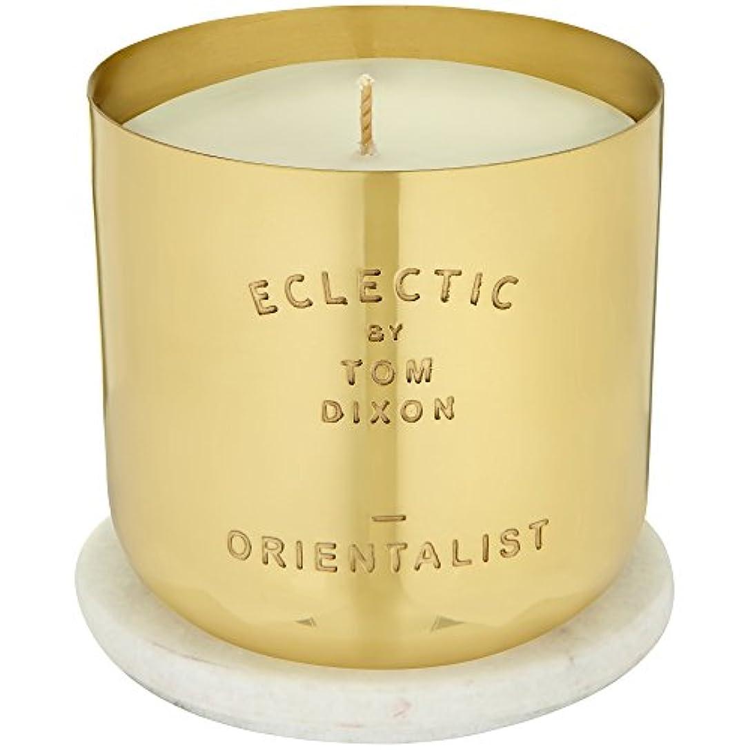 中央やむを得ない十分Tom Dixon Orientalist Scented Candle - トム?ディクソン東洋香りのキャンドル [並行輸入品]