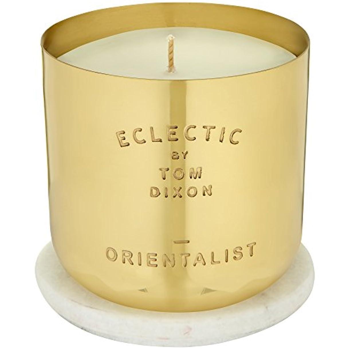 たくさんのオーバーフロー安息Tom Dixon Orientalist Scented Candle (Pack of 2) - トム?ディクソン東洋香りのキャンドル x2 [並行輸入品]