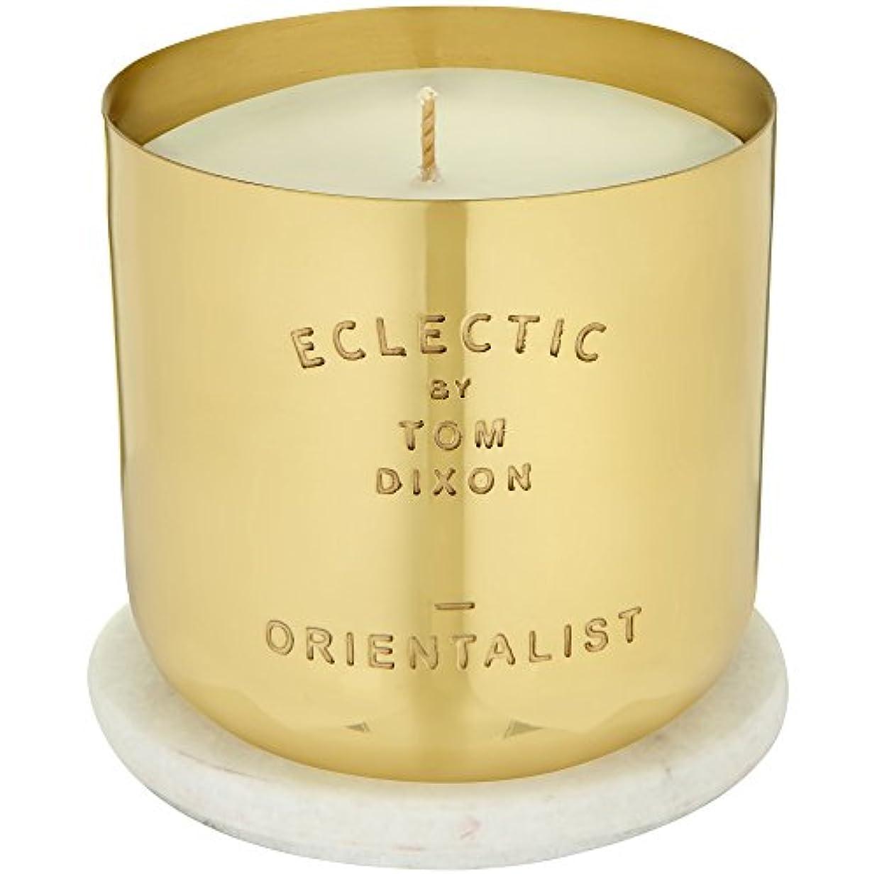 フォーラムチョコレート志すTom Dixon Orientalist Scented Candle - トム?ディクソン東洋香りのキャンドル [並行輸入品]