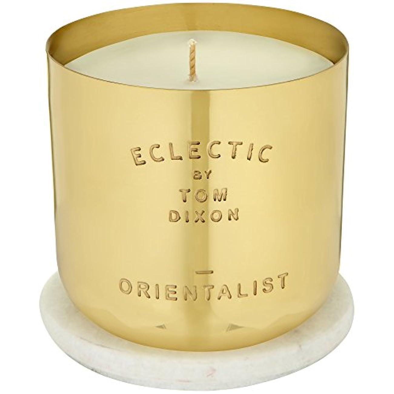 どんよりしたコショウ冒険家Tom Dixon Orientalist Scented Candle - トム?ディクソン東洋香りのキャンドル [並行輸入品]