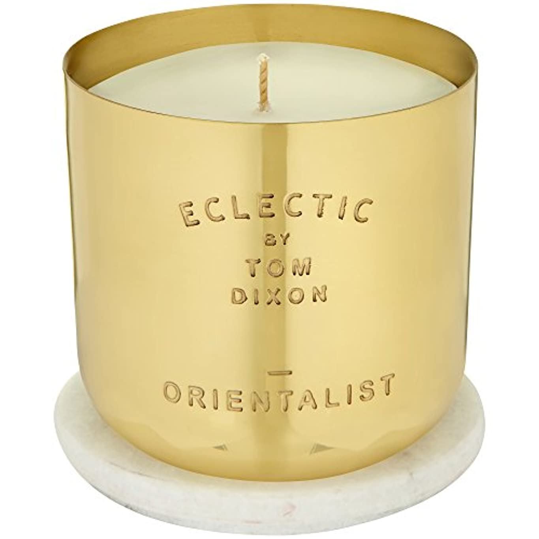 Tom Dixon Orientalist Scented Candle (Pack of 2) - トム?ディクソン東洋香りのキャンドル x2 [並行輸入品]