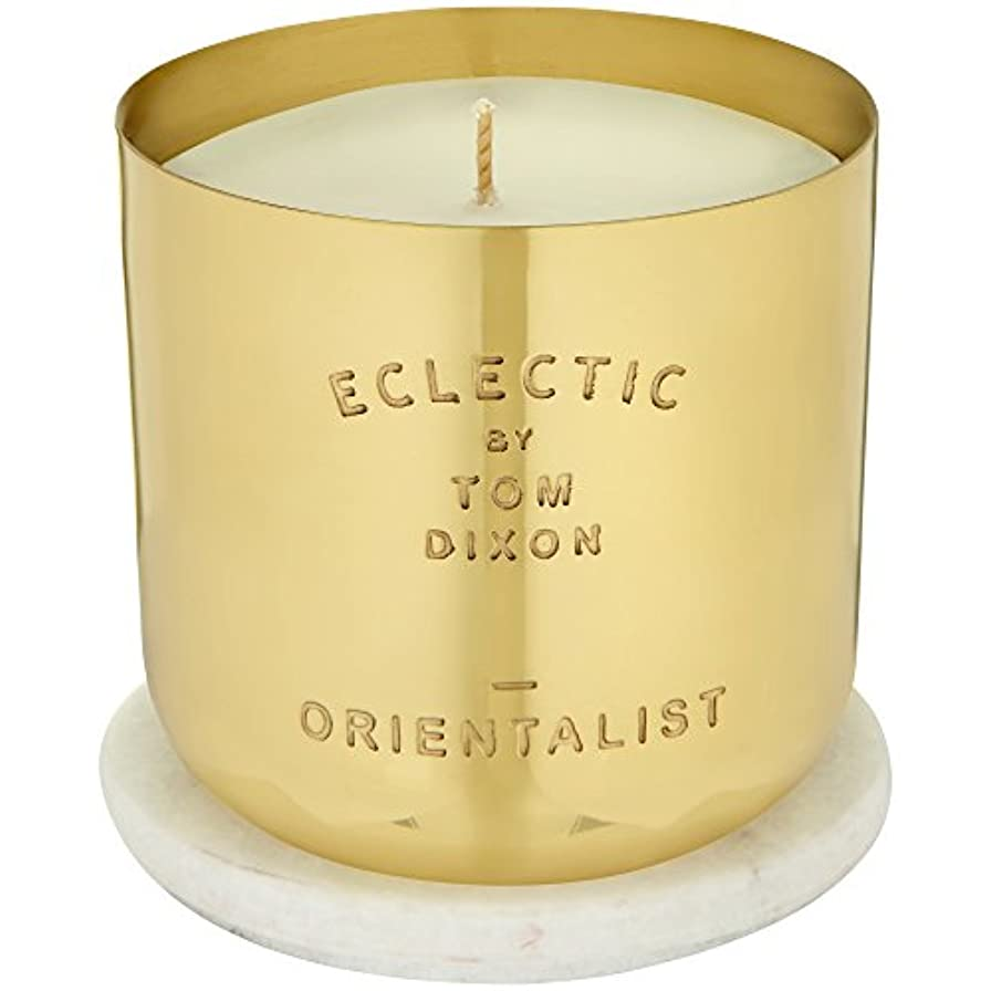 爵海軍一時停止Tom Dixon Orientalist Scented Candle - トム?ディクソン東洋香りのキャンドル [並行輸入品]