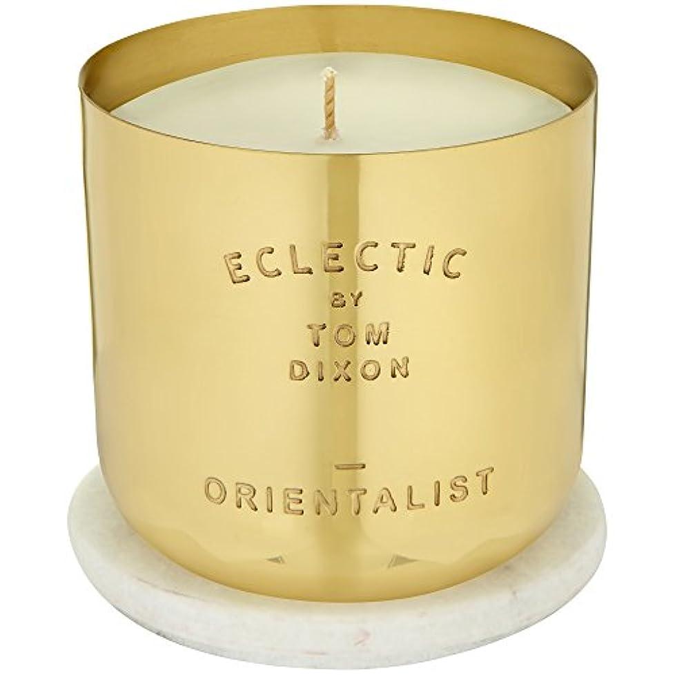 ラボご意見パラダイスTom Dixon Orientalist Scented Candle (Pack of 2) - トム?ディクソン東洋香りのキャンドル x2 [並行輸入品]