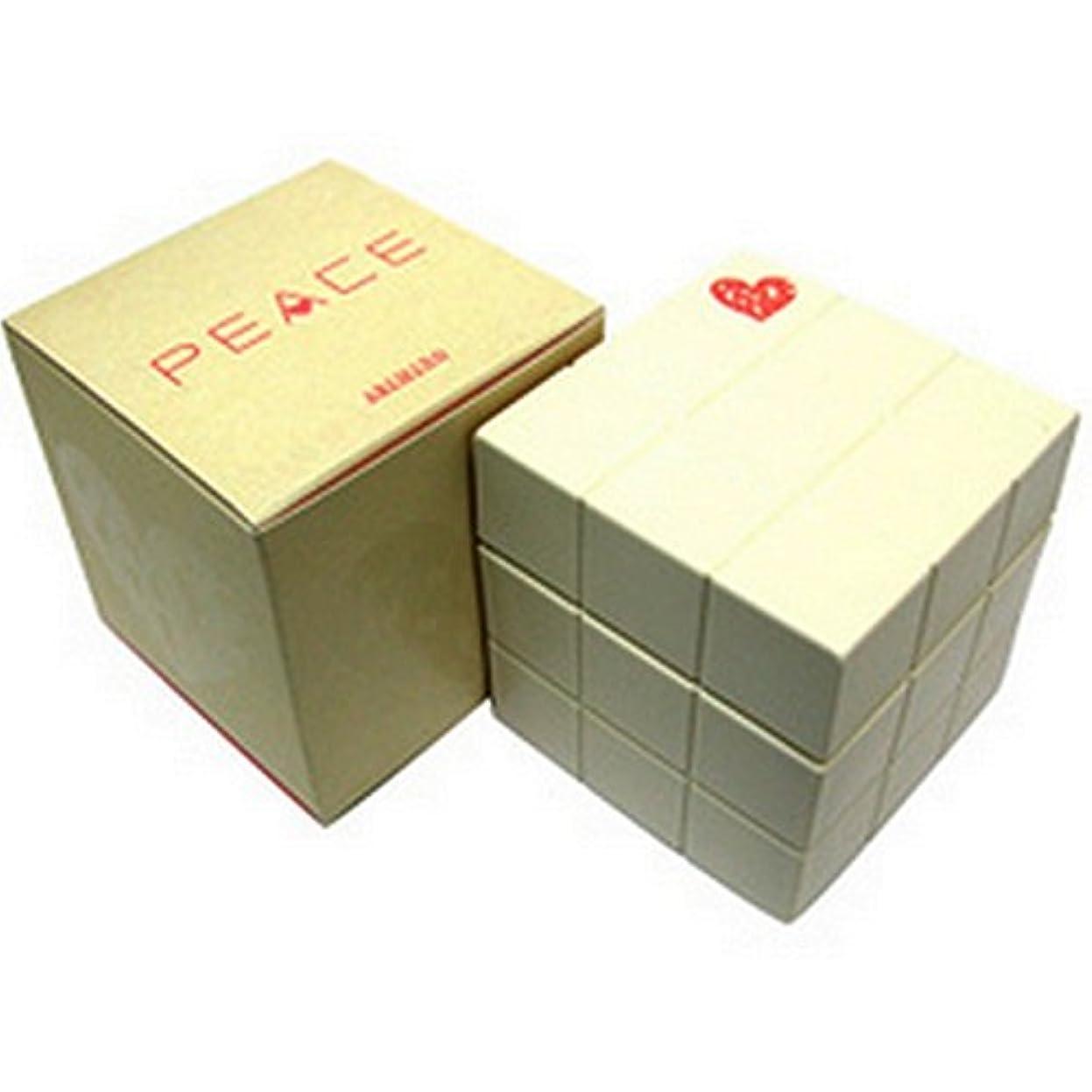 のヒープ退化する受粉者ピース プロデザインシリーズ ニュアンスワックス バニラ 80g 【アリミノ】