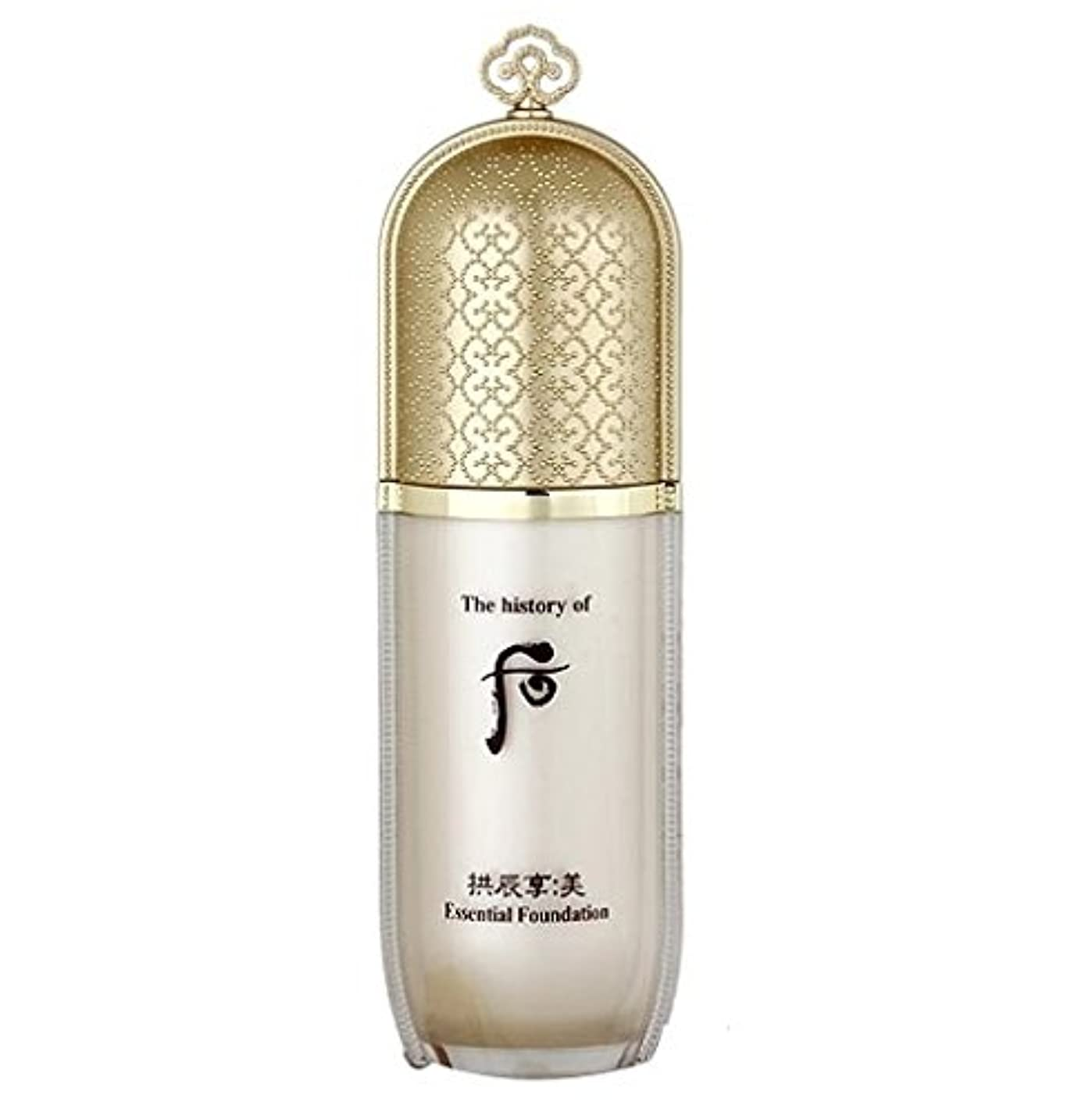課税リッチ祭りThe history of Whoo Gongjinhyang Mi Essential Foundation #2 40ml K-beauty[並行輸入品]
