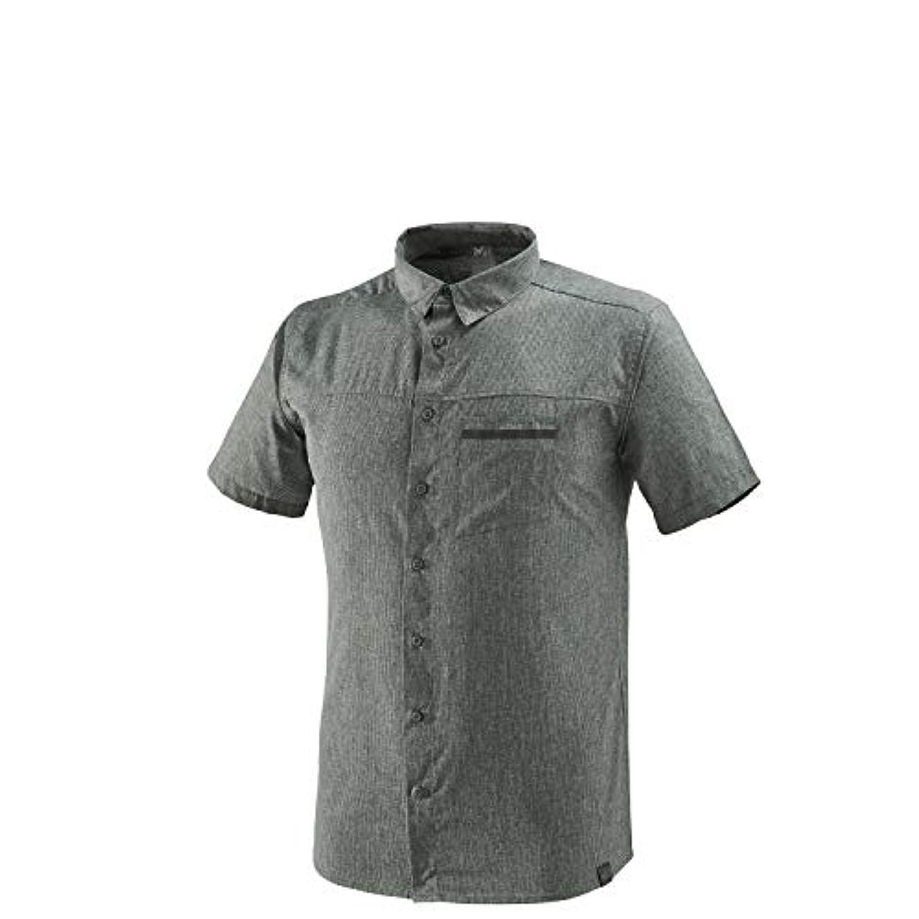 リーチ処方する状態[ミレー] 登山用通気シャツ ARPI SHIRT SS M(アルピ シャツ)