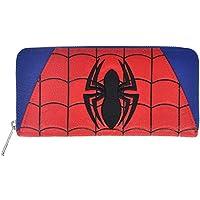 Loungefly: Marvel Spider-Man - Zip-Around Wallet