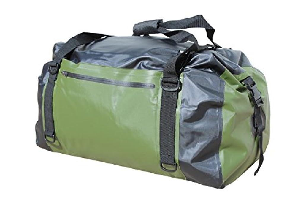 次へホイップ告白するCOR Waterproof 60L Duffel Bag 100% Waterproof Dry Bag Duffel Bag - Lightweight, Durable, Comfortable, Versatile Perfect for Kayaking, Rafting, Travel, Surfing, Skiing (Black and Green) [並行輸入品]