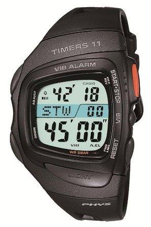カシオ Casio Phys Timers 11 Watch RFT-100-1JF Japan Import 女性 レディース 腕時計 【並行輸入品】