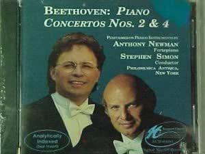 Piano Concerto 2 & 4