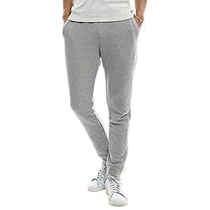 インプローブス スウェットパンツ ジョガーパンツ メンズ グレー Lサイズ