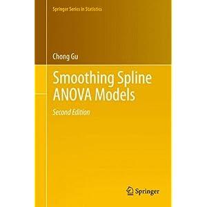 Smoothing Spline ANOVA Models (Springer Series in Statistics)