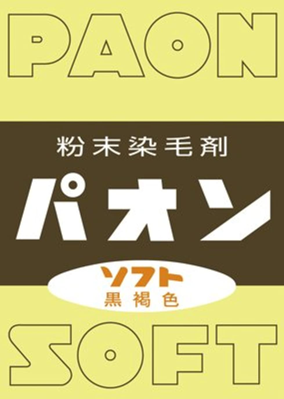 【10個セット】パオン ソフト(6g)×10個セット
