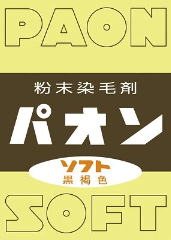 登場弱まる誰か【5個セット】パオン ソフト(6g)×5個セット