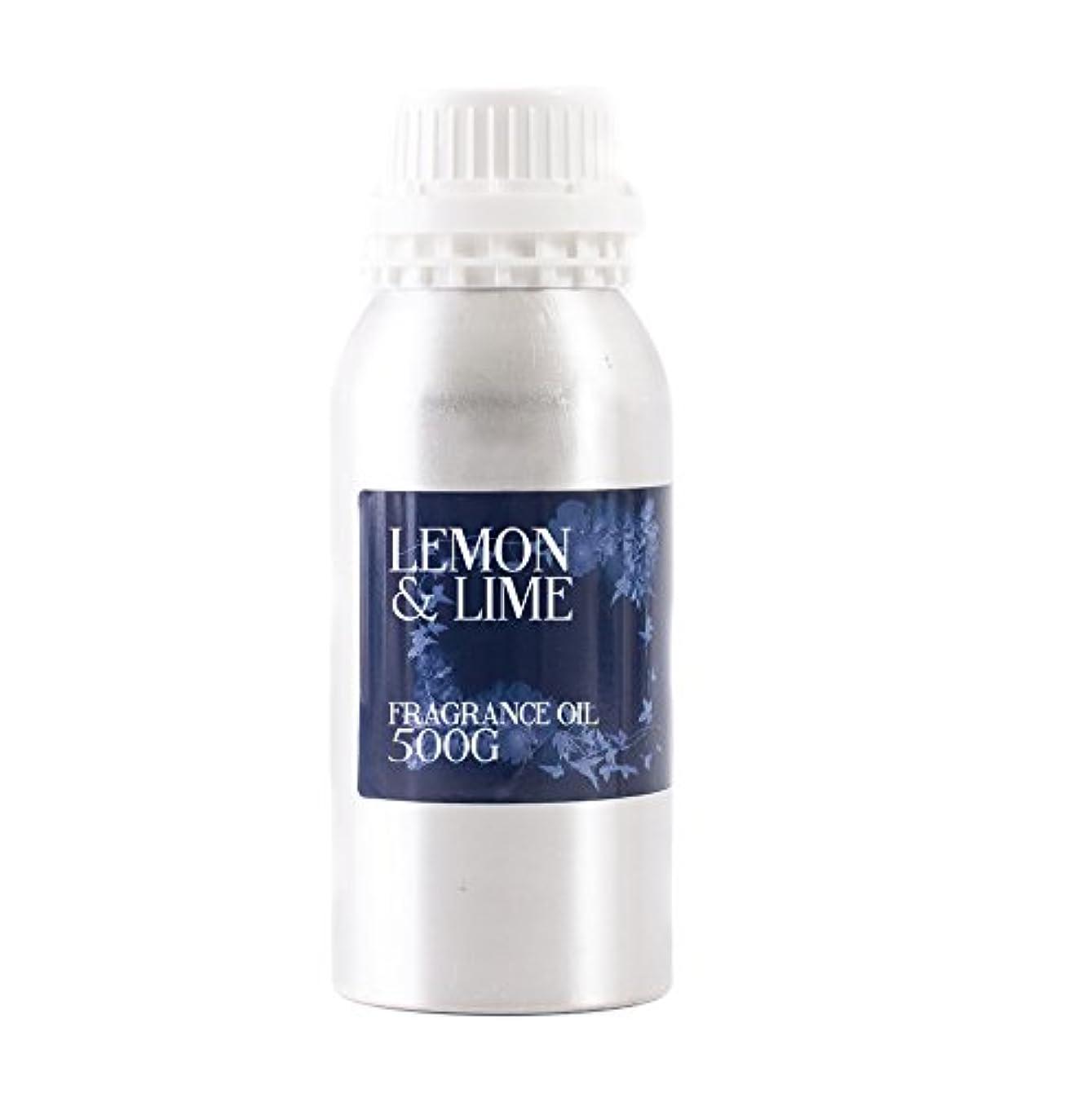 減衰甘味湾Mystic Moments | Lemon & Lime Fragrance Oil - 500g