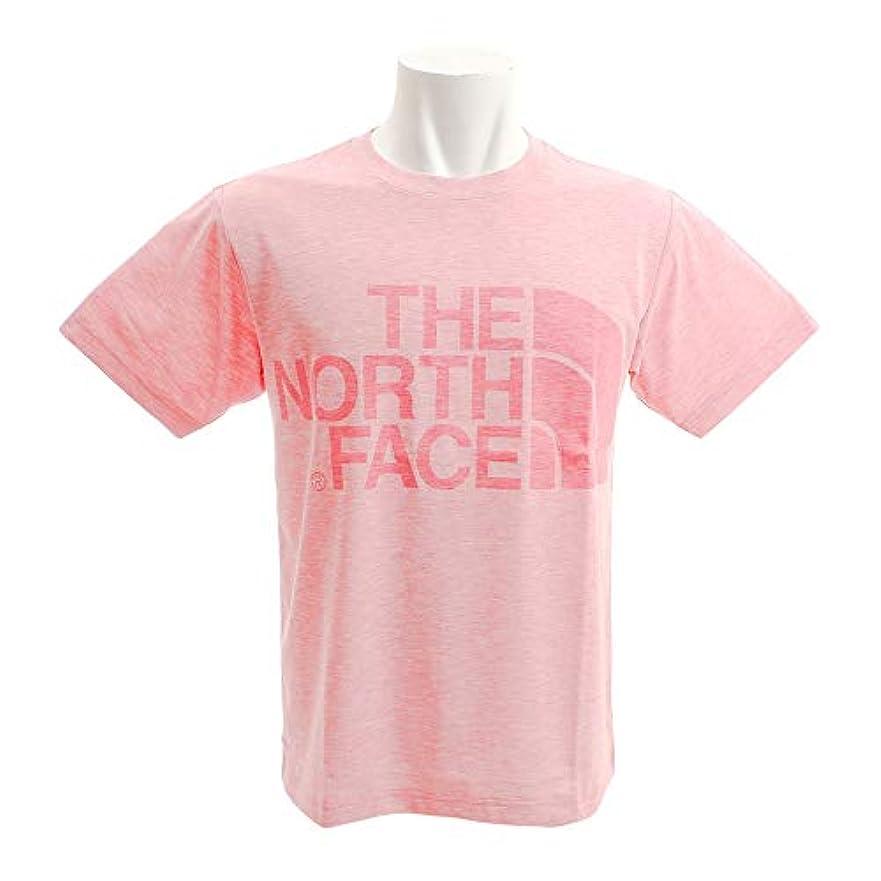 書誌多くの危険がある状況病な(ノースフェイス) THE NORTH FACE S/S Color Heather Logo Tee