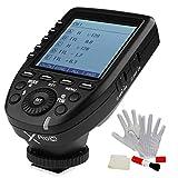 GODOX Xpro-C送信機 TTL 2.4Gワイヤレスフラッシュトリガー 高速同期 1 / 8000s Xシステム Canon一眼レフカメラ対応【日本語説明書 技適マーク付属】