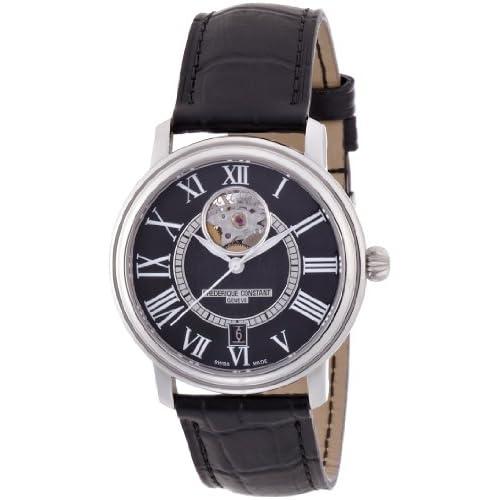 【フレデリックコンスタント】FREDERIQUE CONSTANT 腕時計 パスエイション ハートビートデイト ラウンド FC-315BS3P6 メンズ 【正規輸入品】