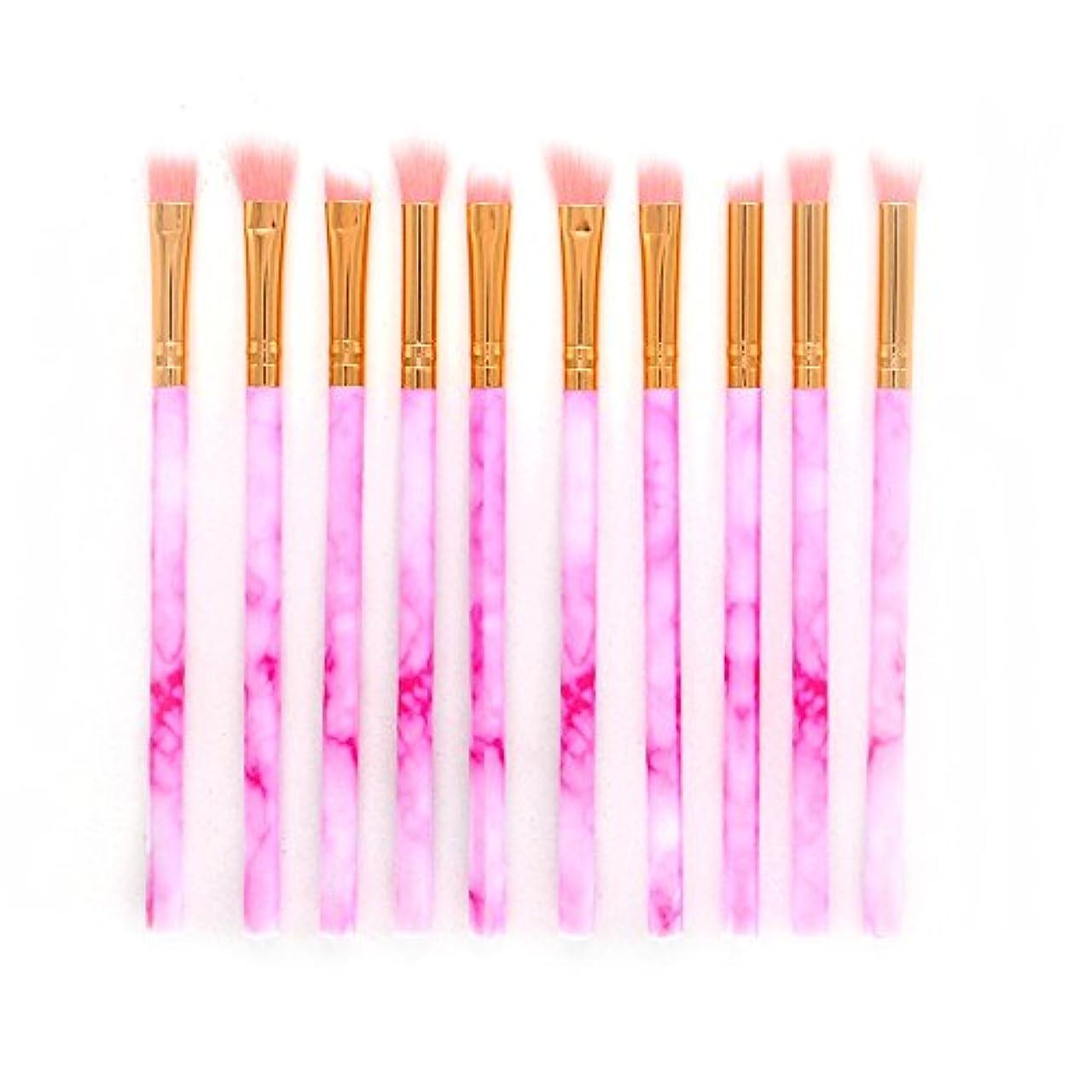 不良新しさ分配します笑え熊 化粧筆 メイク 筆 限定版 アイシャドーブラシ 10本セット 化粧ブラシ おしゃれ 日常の化粧 集まる化粧