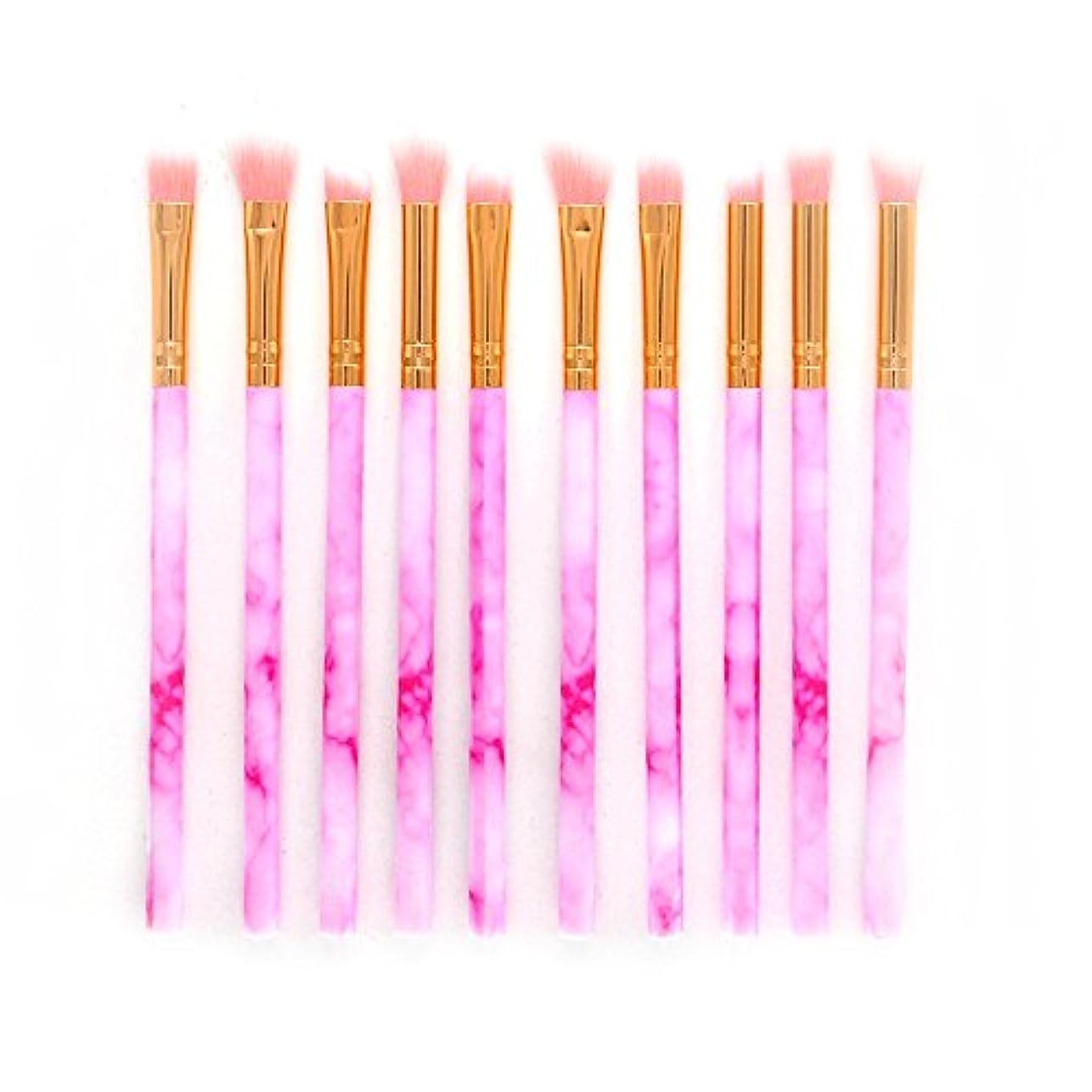 笑え熊 化粧筆 メイク 筆 限定版 アイシャドーブラシ 10本セット 化粧ブラシ おしゃれ 日常の化粧 集まる化粧