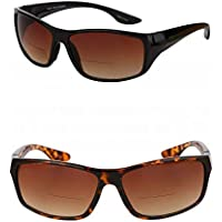 """""""The Driver"""" 2 Pair of Bifocal Sunglasses Featuring High Definition Driving Lenses for Men and Women"""
