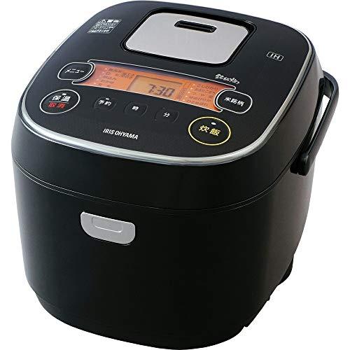 アイリスオーヤマ 炊飯器 RC-IE10-B