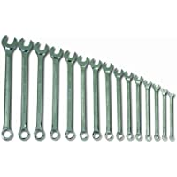 Williams MWS-15A 15-Piece Super Combo Wrench Set [並行輸入品]