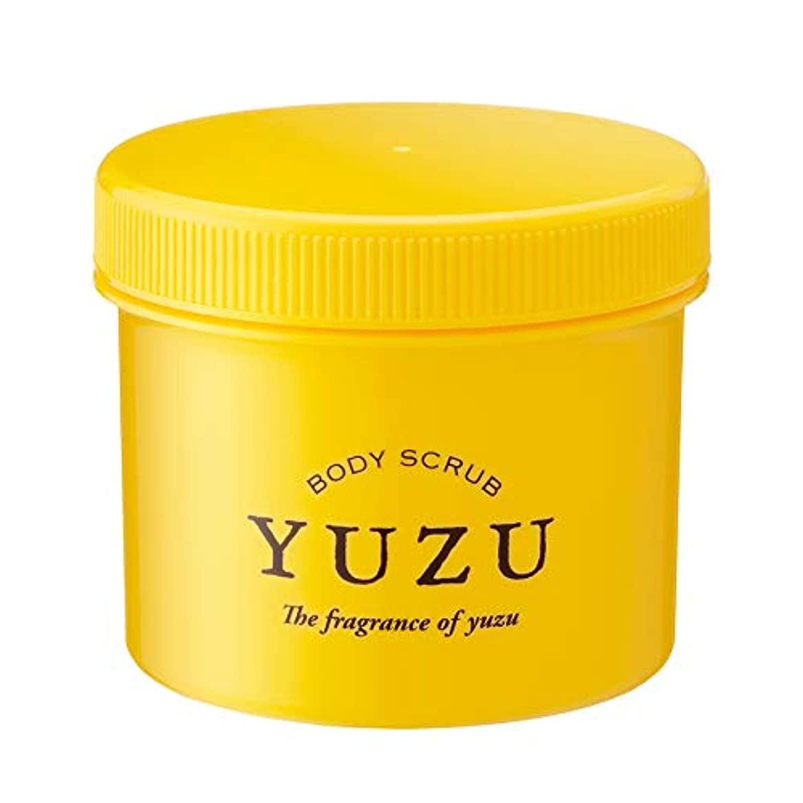 立派なワゴン口(美健)ビケン YUZU ボディマッサージスクラブ 高知県ゆず精油のみで香り付け