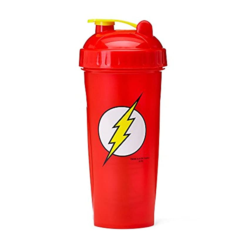 誓うしおれたミサイルPerfectShaker Hero Series The Flash Shaker Cup (800ml) by Perfectshaker