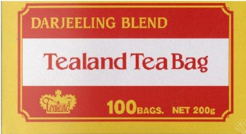 紅茶 ティーバッグ 2gX100