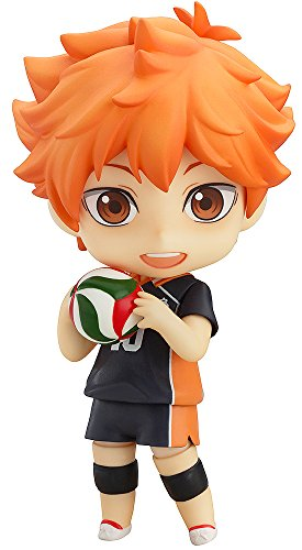 Nendoroid Haikyu  Hinata ShoYo non-scale ABS & ATBC-PVC painted action figure