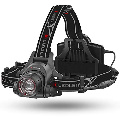 Details about Led Lenser H14R 2 Rechargeable Head Torch in Box