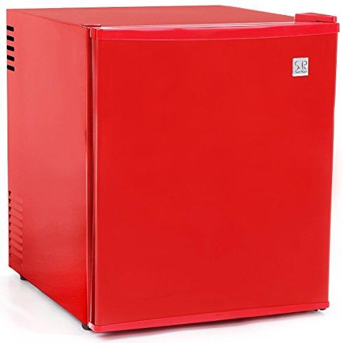 Sun Ruck (サンルック) 冷庫さん 冷蔵庫 小型 48L ワンドア ペルチェ方式 1ドア 右開き スカーレット