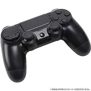 CYBER ・ 方向キーカバー ( PS4 用) ブラック - PS4