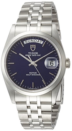 [チュードル]Tudor 腕時計 プリンス デイトデイ ブルーダイヤル 自動巻き 76200BL メンズ 【並行輸入品】
