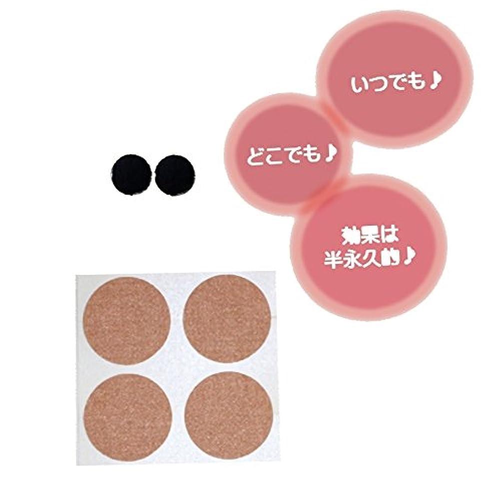 梨クレデンシャル滑るTQチップ2枚 効果は半永久的!貼っただけで心身のバランスがとれるTQチップ好きな所にお貼りください