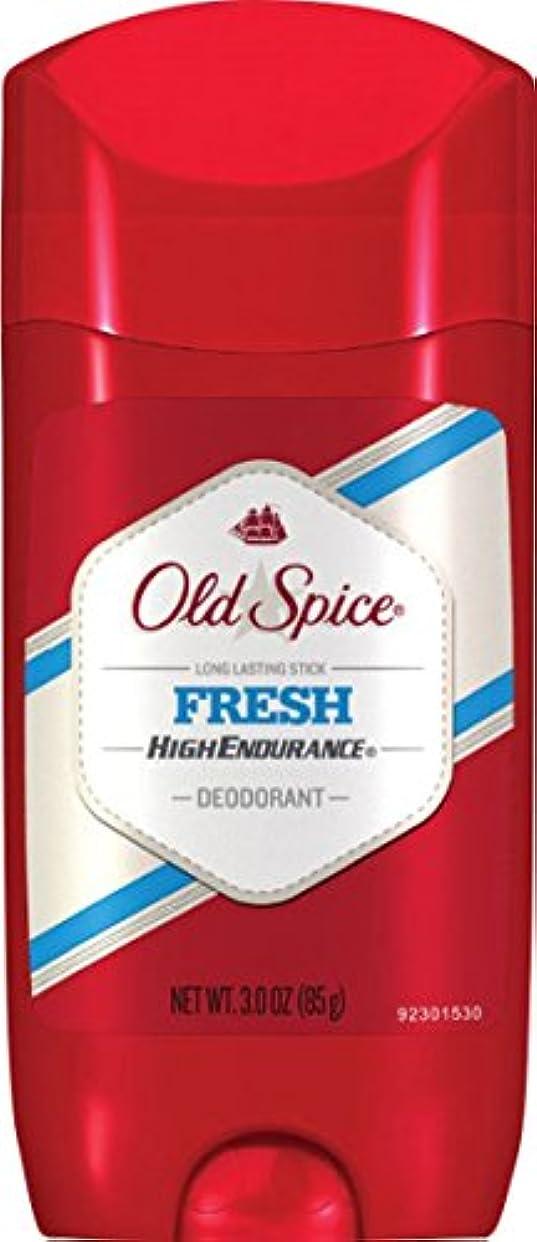 トマト毒液はっきりとオールドスパイス デオドラント フレッシュ 85g