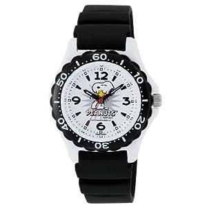 [シチズン キューアンドキュー]CITIZEN Q&Q 子供用腕時計 PEANUTS(ピーナッツ) スヌーピー アナログ表示 10気圧防水 ウレタンバンド