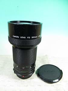 Canon MFレンズ NewFD 200mm F2.8